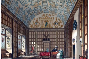 Boughton-Malherbe, Kent, Tudor, Renaissance, Reception hall, Elizabethan.