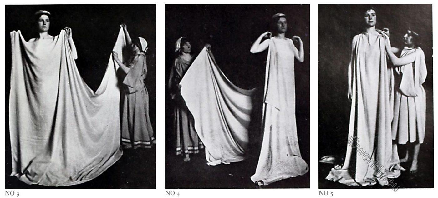 Ancient, robe, Greek, Greece, antiquity, costume, dress, tunic