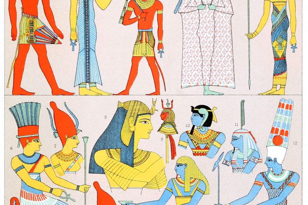 Egypt, Nubia, Egyptian, Gods, Goddesses, Pharaos, Queens, Costumes, dress, clothing, crown