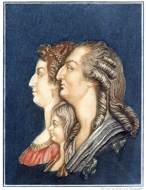 Bust, Marie-Antoinette, Louis XVI, Dauphine, Pieter Joseph Sauvage