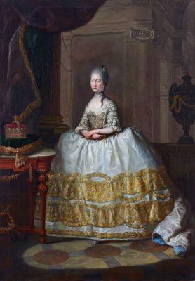 Maria Beatrice, Ricciarda, d'Este, Rococo, Nobility
