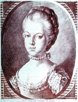 Marie-Antoinette, dauphine, France, Rococo, Princess,