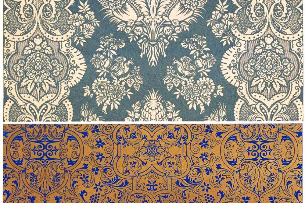 Designs, Louis XIII, Baroque, Ornaments, Pattern, Racinet