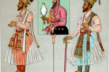 India, Emperor, Moghul, Rajput, Prince, Dresses, clothing