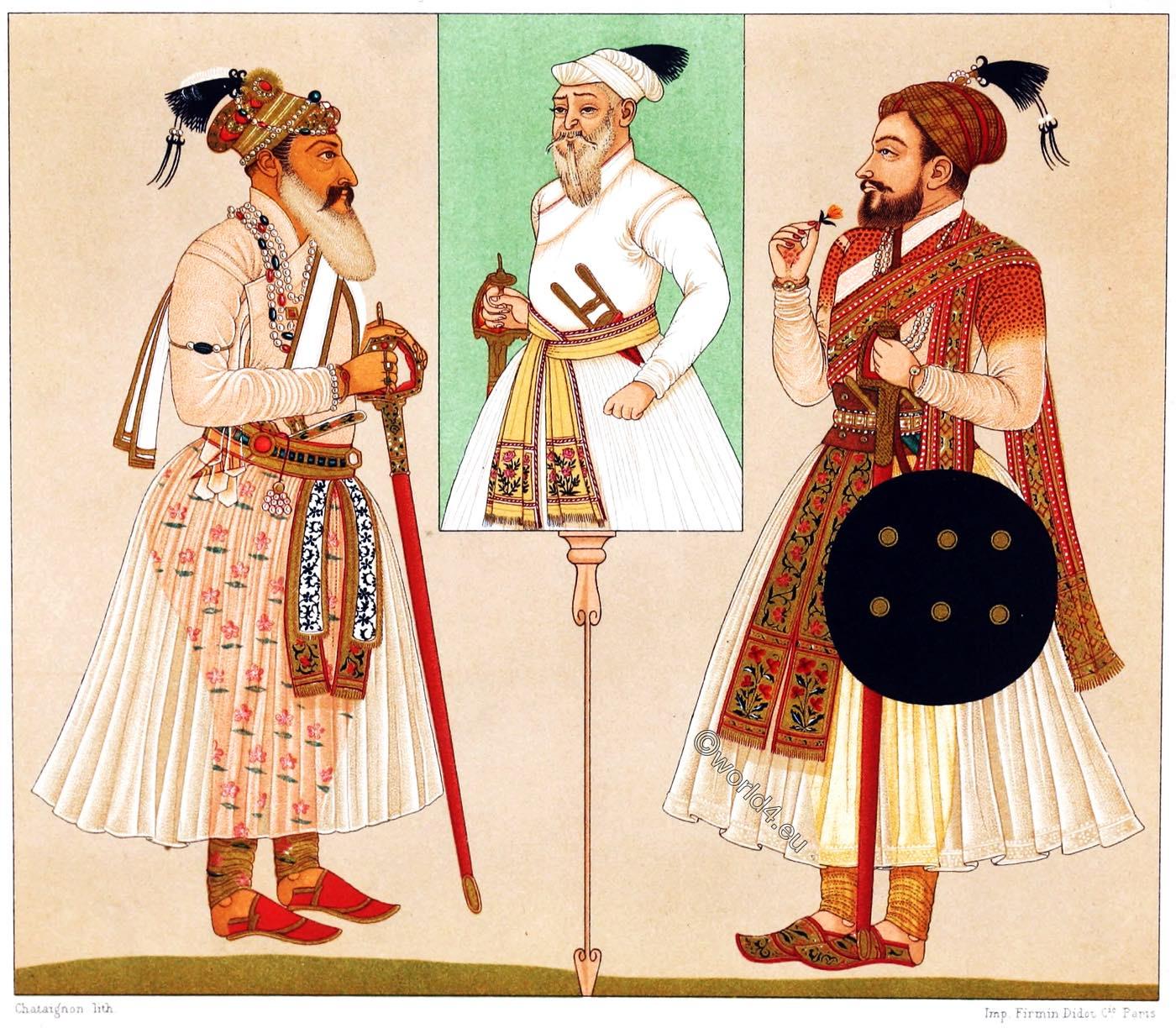 India The Rajputs Portraits Of The Last Rulers Of The Kingdom Of Telingana