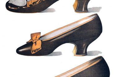 Bronze stage shoe, Ada Cavendish, Victorian Era,
