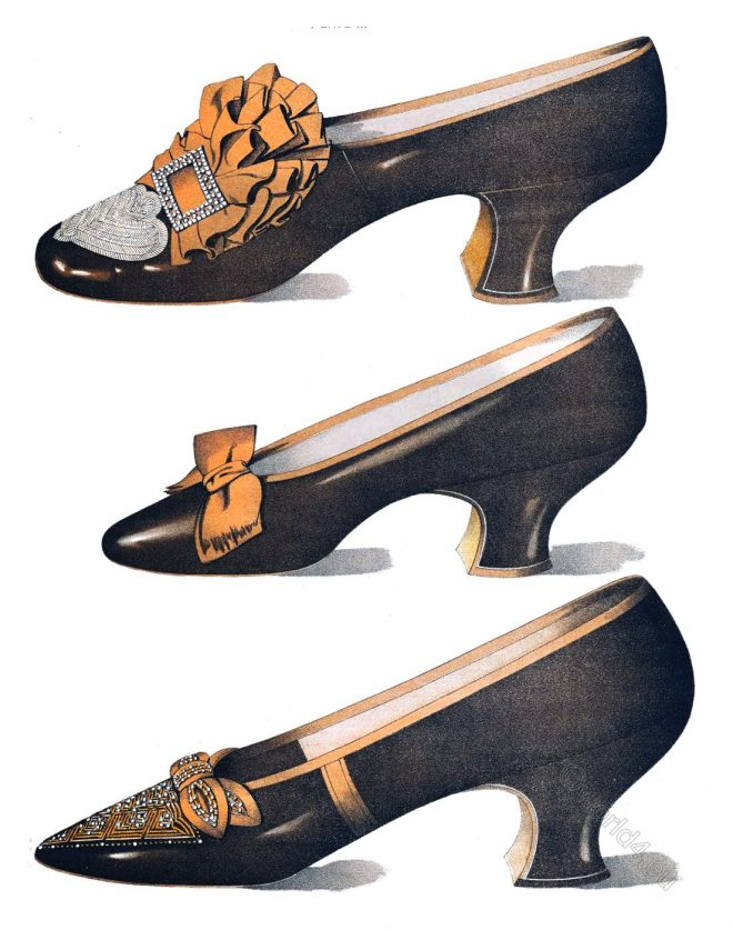 Bronze stage shoe, Ada Cavendish, Victorian Era,