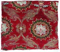 Brocade, Silk, fabrics, Italian, Renaissance,