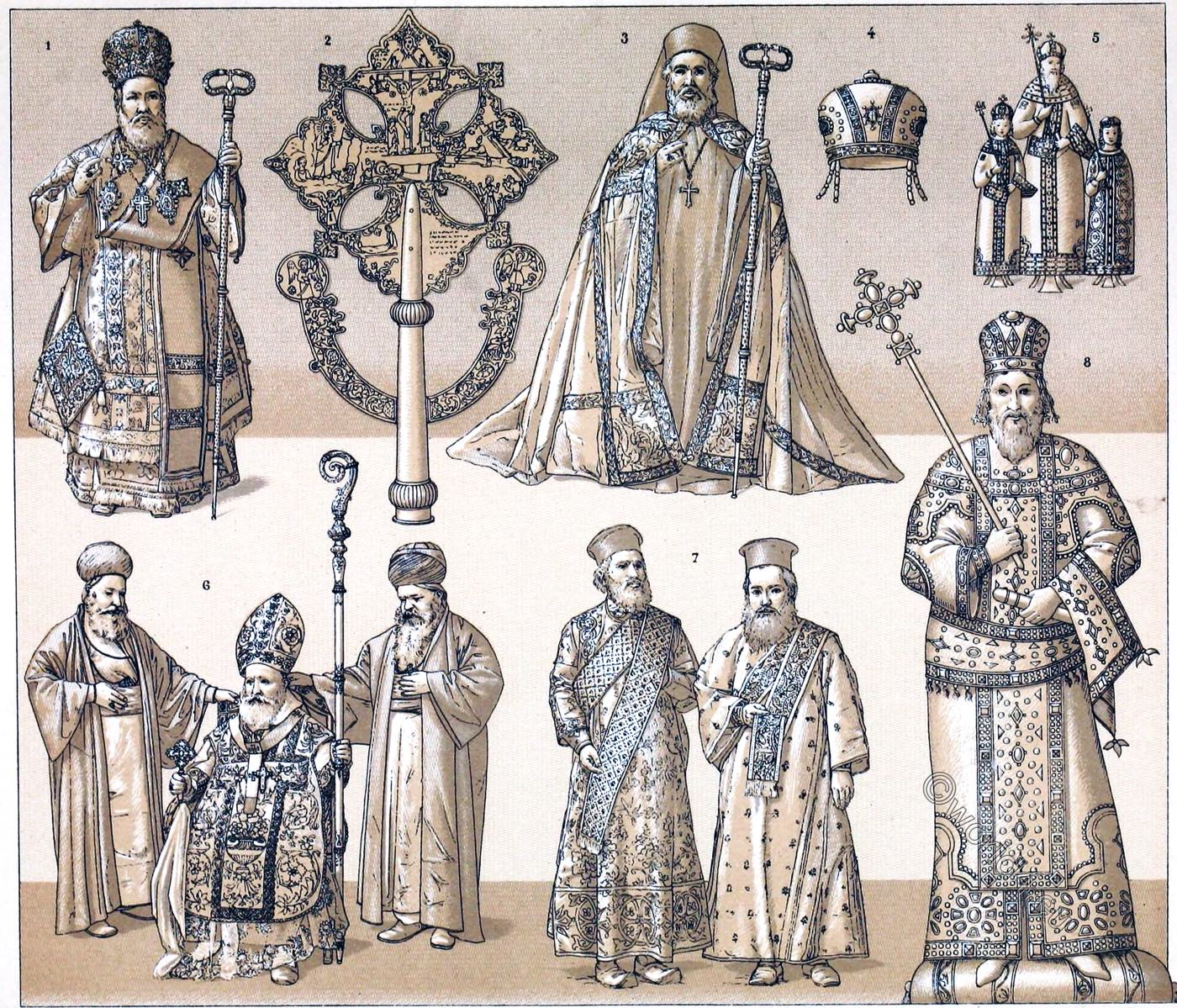 Byzantine, Emperor, Princes, Imperial, Orthodox, churches, Abyssinia,