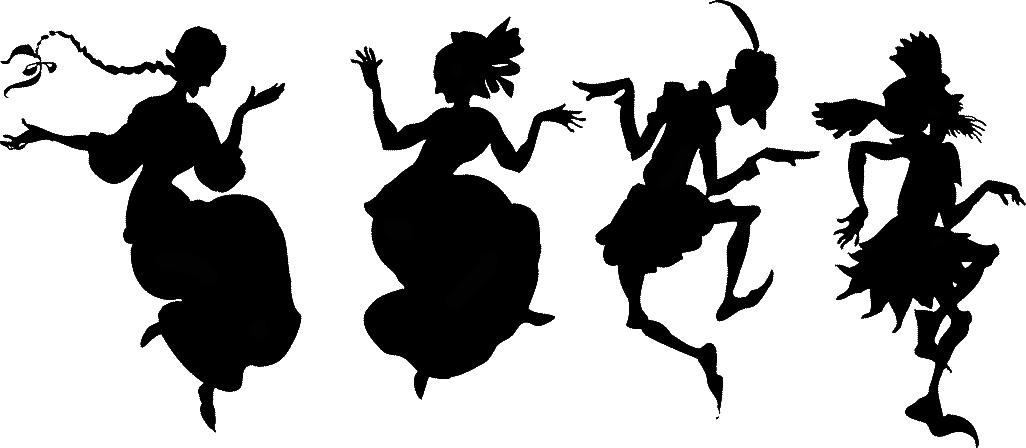 Illustration, dancer