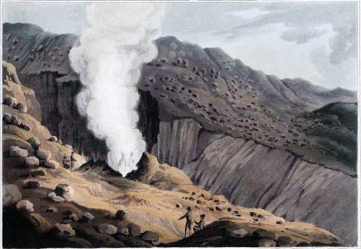 Iceland, Sulpur Mountains, Great Jet, Steam