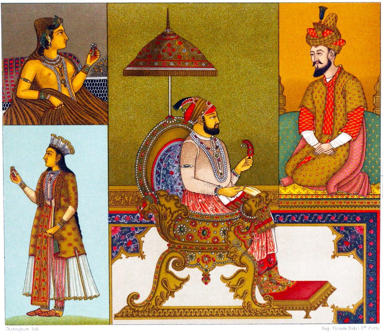 Humayun, Farrukhsiyar, india, Mughal Empire, emperor,