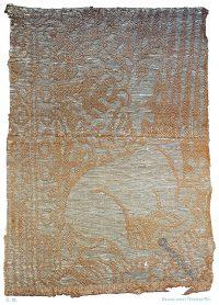 Silk, fabric, Italian, Renaissance,
