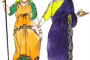 garments, Republican, Roman, women, costume, palla, stola, kolpos,