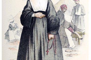 Sisters, Charity, Nuns, habit, clothing,