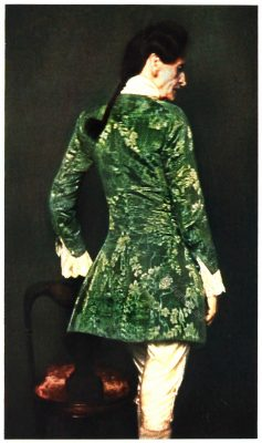 Rococo, Sleeved waistcoat, Men, costume, Carl Kohler, fashion history,
