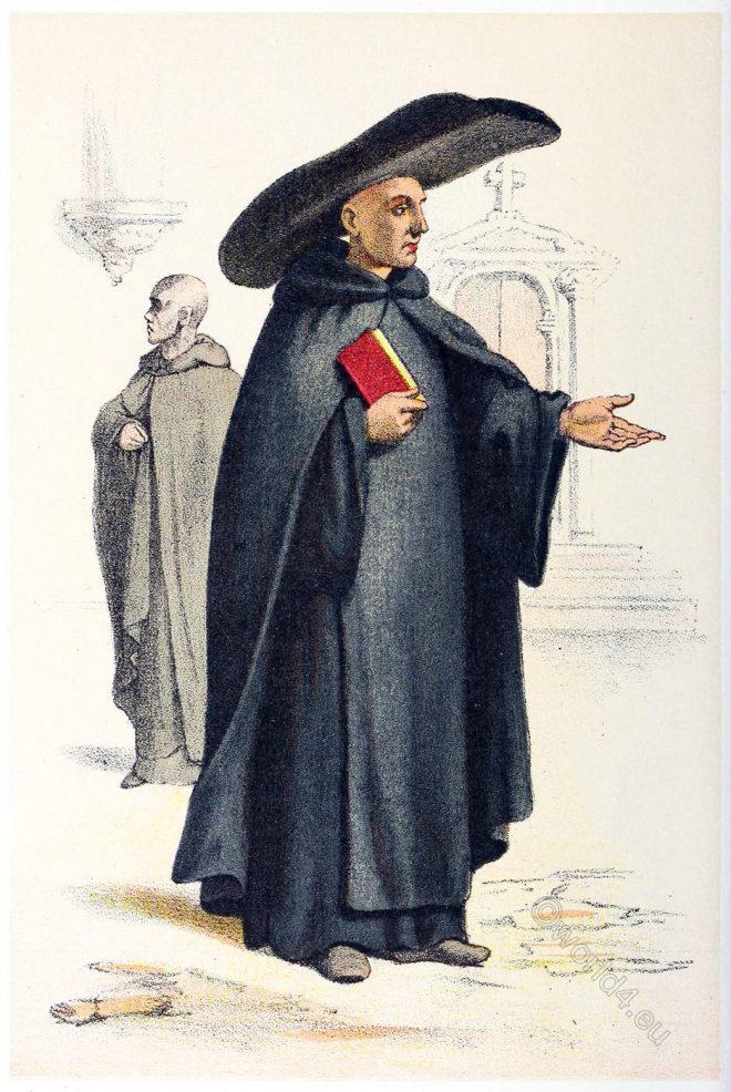 Basilian, monks, Basil, monastic, order, habit,
