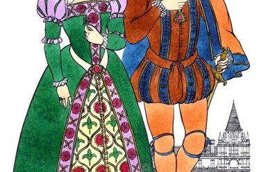 Elizabethan, clothes, fashion, renaissance, costumes
