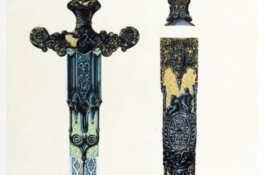 Hunting Knive, Eusebio Zuloaga, gunmaker, Royal Armory, Spain,