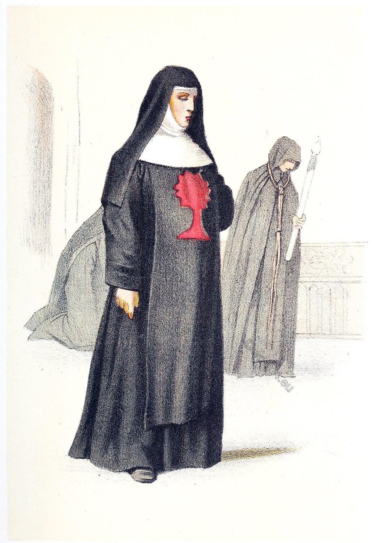 Benedict, nuns, order, habit, dress, Religious,