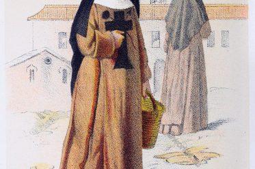Habit, dress, Franciscan, Nuns, Third, Order, St, Francis