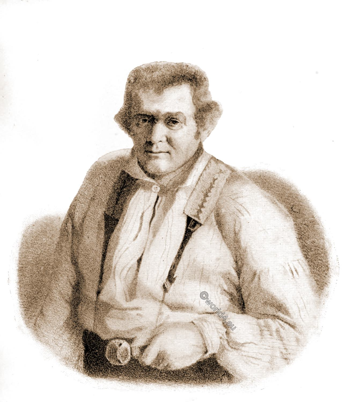 Jack Rattenbury, English, smuggler,