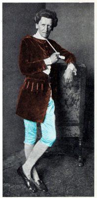 Rococo, Sleeved, Waistcoat, Smoking Jacket,