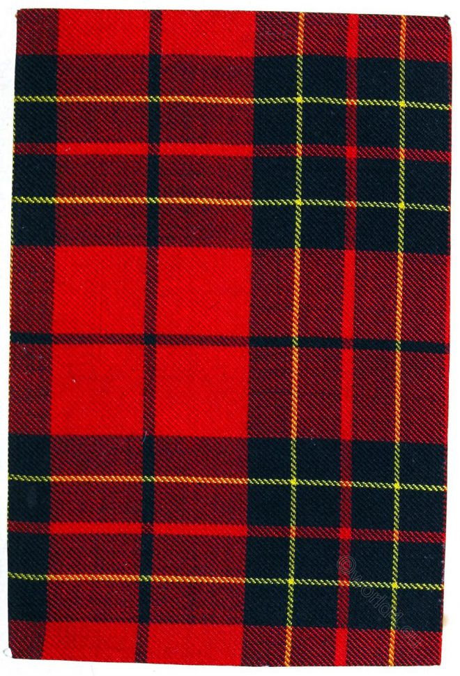 Tartan, Clan, Brodie, Scottish, Pattern, Scotland,