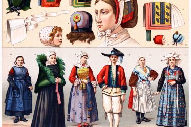 Bigouden, Brittany, french, france, national, costumes