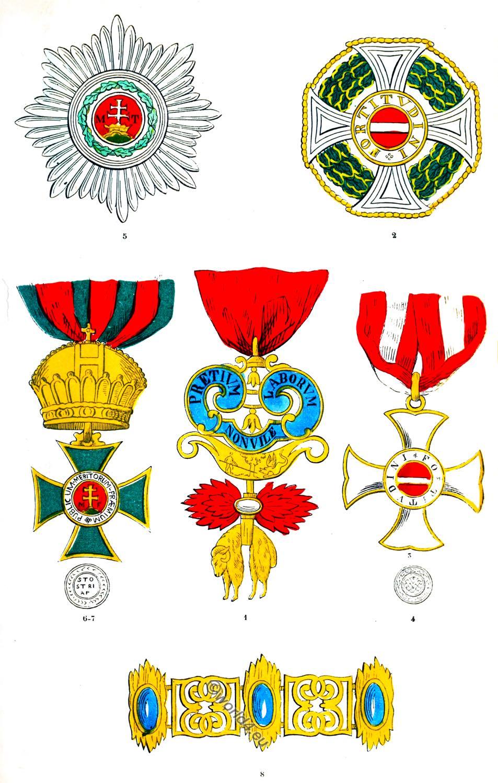 Austria, Order, Golden, Fleece,