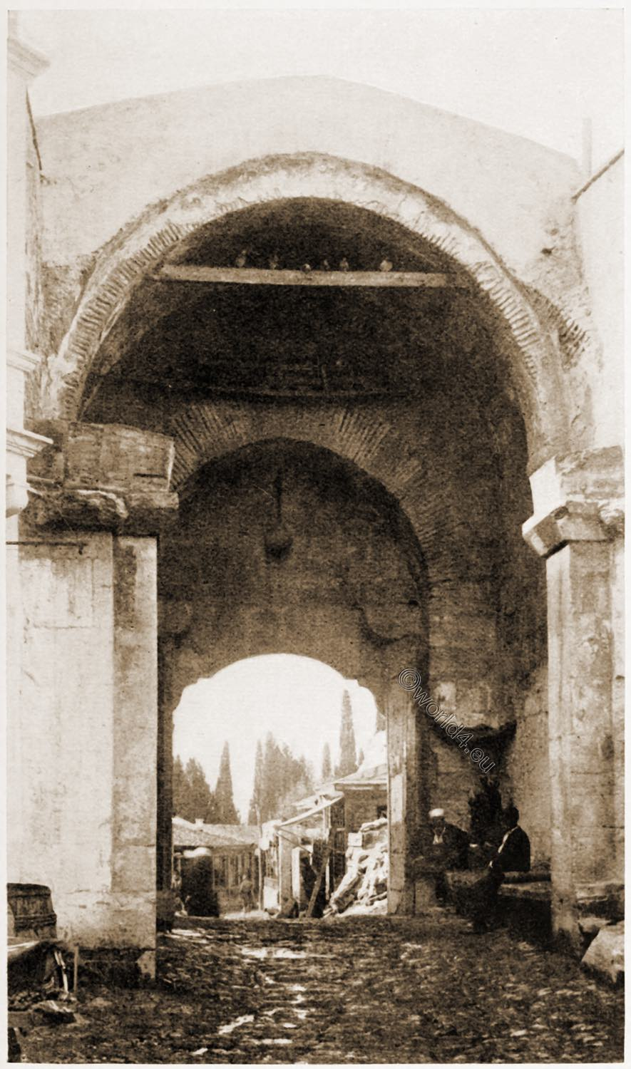 Adrianople, Gate,