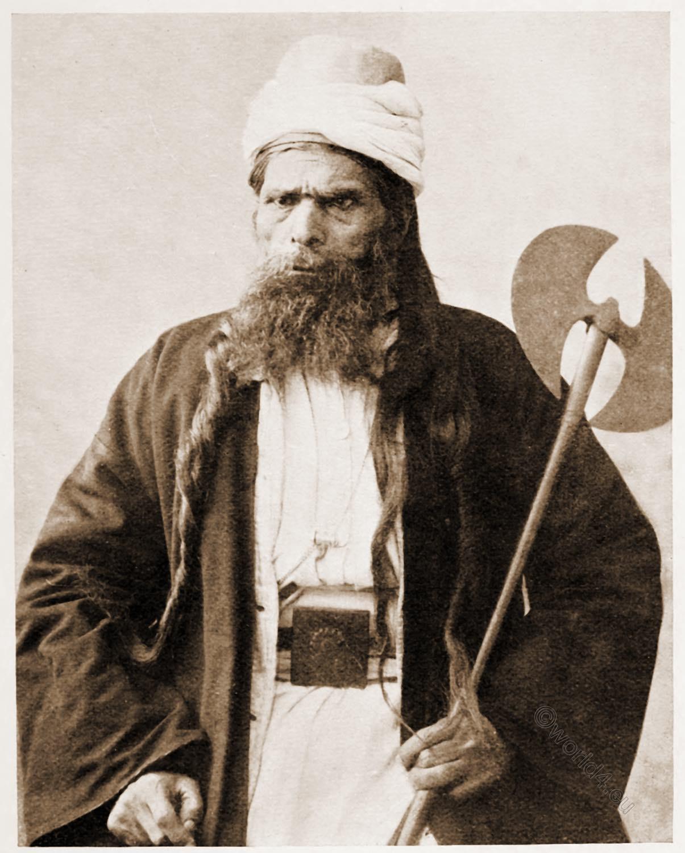 Rifaʽi, Rüfai, Rifāʿīya, Howling, dervish, Islamic, Sufi, order,