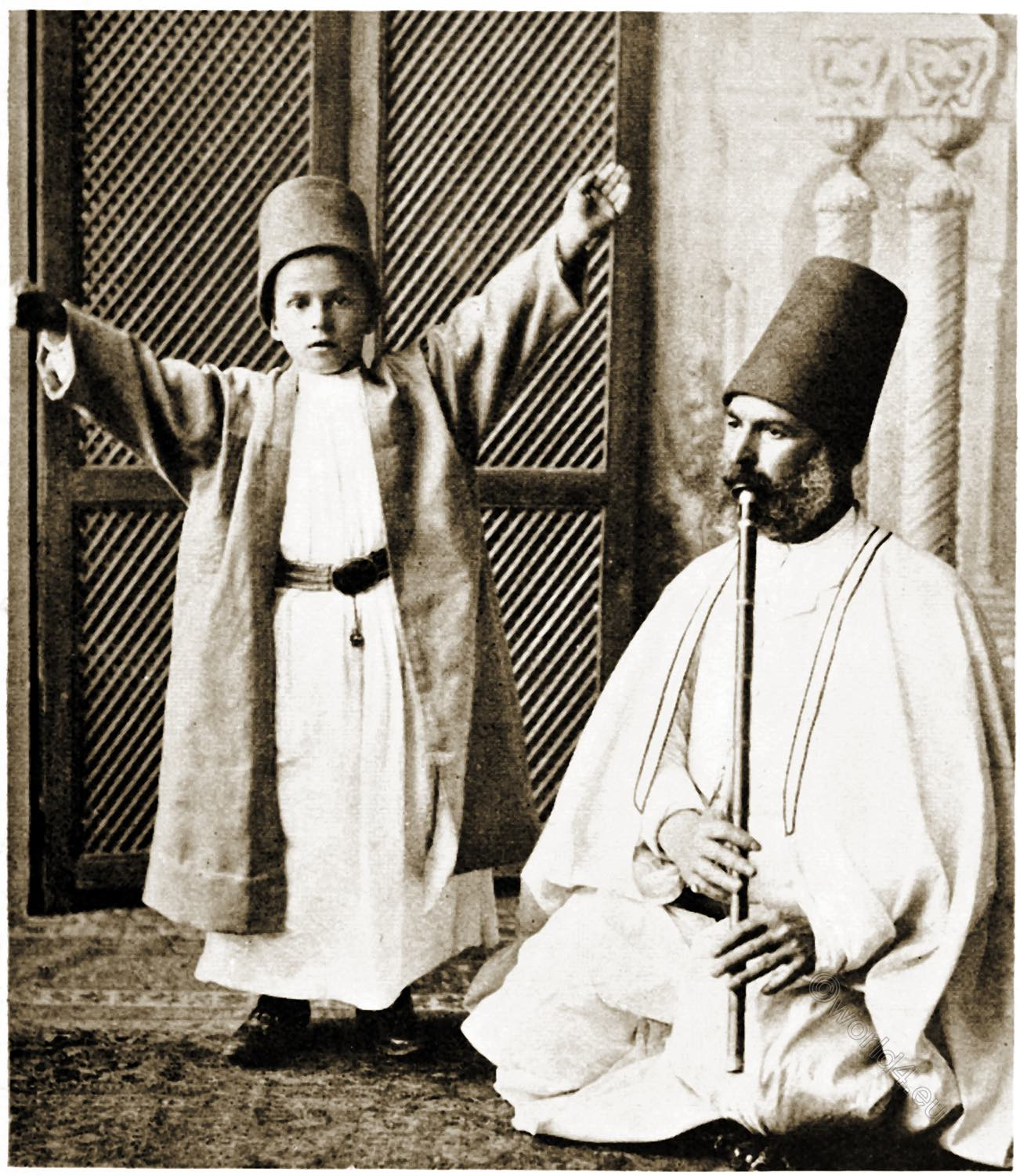 Mevlevi, neophyte, Islamic, Dervishes, sprituality, sufism