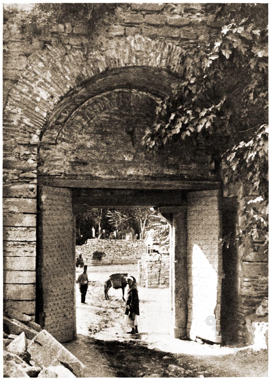 Mevlevi-Hane, Istanbul, City Gate,