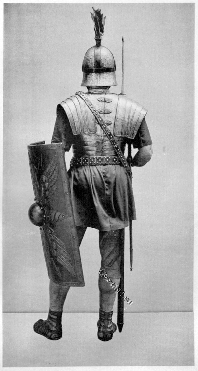 legionary, ancient, soldier,