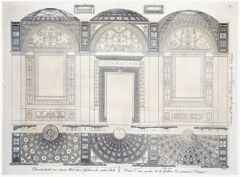 Court, Damaso, Loggia, Vatican, Decorations, Artist, Renaissance,