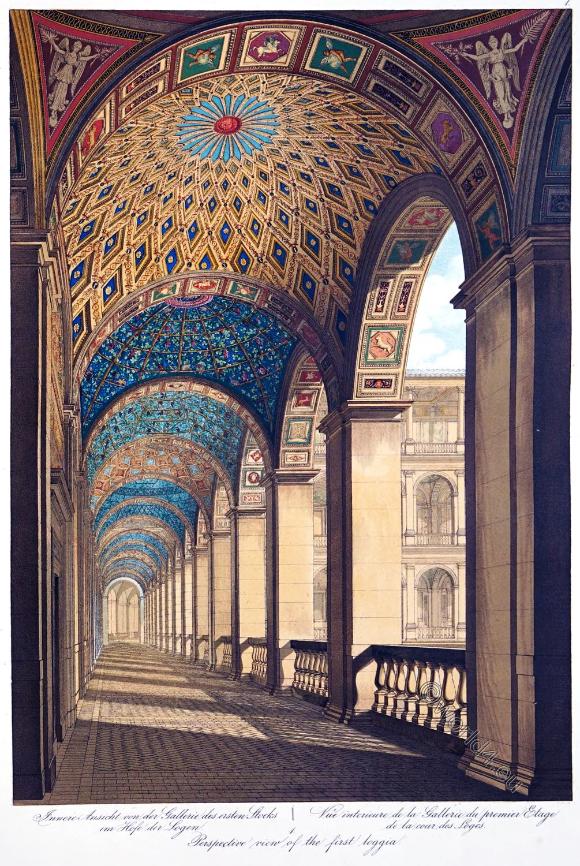 Giovanni da Udine, Loggia, Vatican, Decorations, Artist, Renaissance,