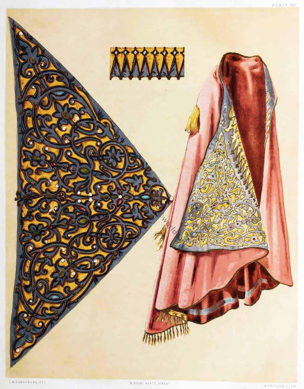 Chasuble, Liturgical vestments, Byzantine, dalmatica, Albania, embroidery,