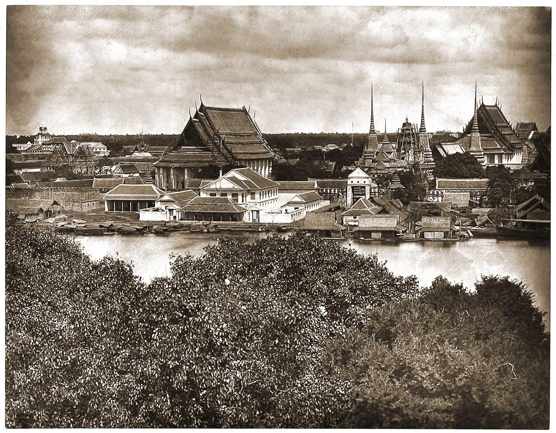 Bangkok, capital, Siam, Thailand,