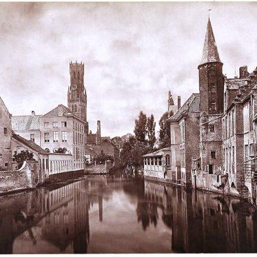 Belfry, Bruges, Belgium, City Halls, Flemish,