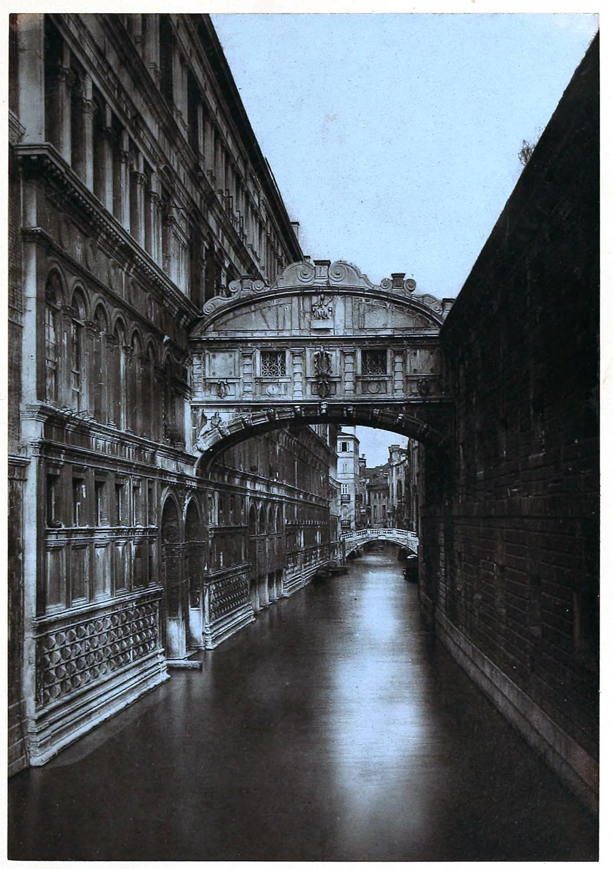 Bridge, Sighs, Venice, Italy, architecture,