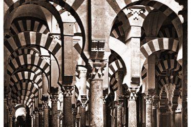 Al-Andalus, Cathedral, Interior, Mosque, Córdoba, Spain,