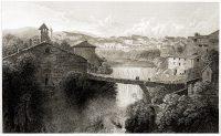 Tivoli, Italy, Travel, Vesta, Tempel, Grand Tour,