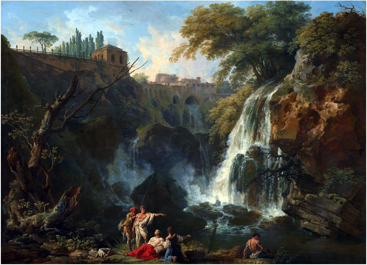 Vernet, Tivoli, Waterfalls, Villa , Maecenas,
