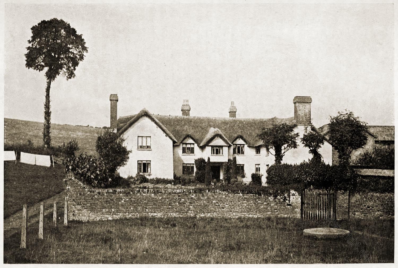birthplace, Sir Walter Raleigh,