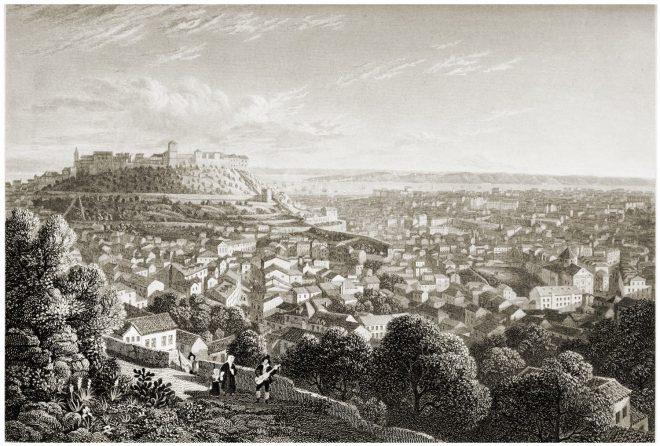 Lisbon, Robert Batty, Chapel Hill, Nossa, Senhora,Monte, travel, city, view,