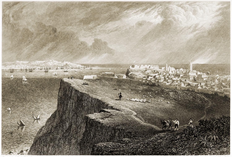 Lisbon, Panorama, Almada, travel, city, view, Robert Batty,