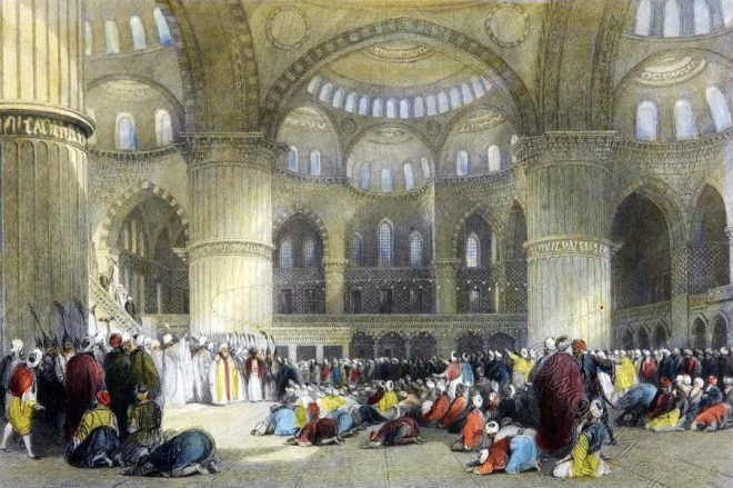 Sultan, Ahmed, Mosque, Istanbul, Turkey, Architecture, Islam,