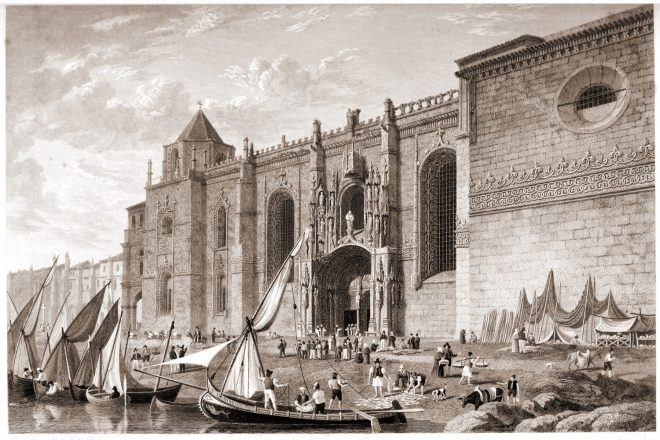 Lisbon, Mosteiro, Belém, Hieronymite, Manueline, Jerónimos,Portugal,