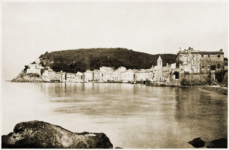 San Terenzo, Bay, Lerici, Percy Bysshe Shelley, house